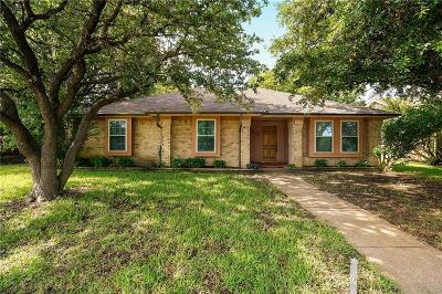 Lewisville Single Family Home For Sale: 1870 College Parkway