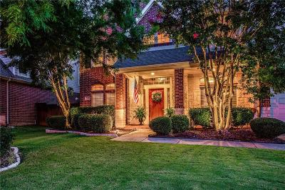 Grapevine Single Family Home Active Option Contract: 925 Water Oak Drive