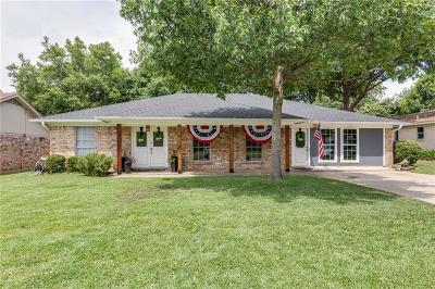 Bedford Single Family Home For Sale: 2601 Shady Grove Drive