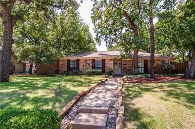Coppell Single Family Home For Sale: 120 Greenwood Court