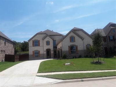 Flower Mound Single Family Home For Sale: 6635 Dolan Falls Drive