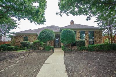 Plano Single Family Home For Sale: 3548 Arbuckle Drive
