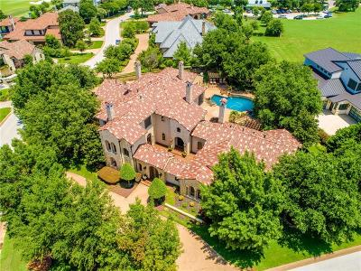 Westlake Single Family Home For Sale: 2111 Cedar Elm Terrace