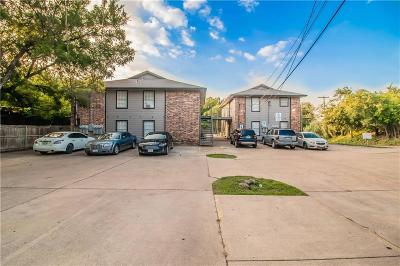 Fort Worth Multi Family Home For Sale: 2053 21st Street