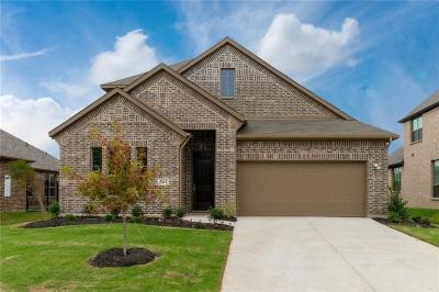 Prosper Single Family Home For Sale: 16709 Lincoln Park Lane