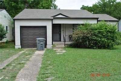 Dallas Residential Lease For Lease: 2323 Volga Avenue
