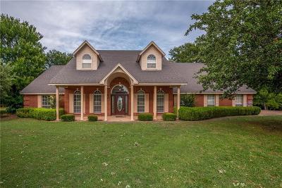 Aledo Single Family Home For Sale: 121 River Creek Lane