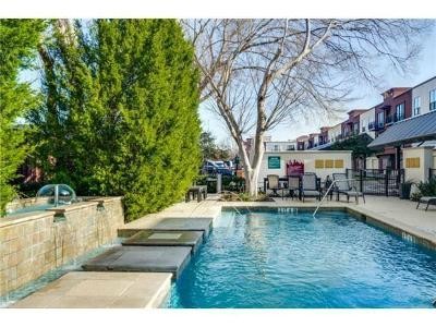 Dallas Residential Lease For Lease: 4605 Cedar Springs Road #226