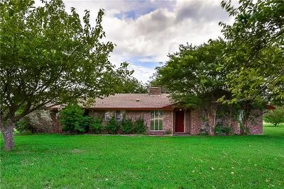 Waxahachie Single Family Home For Sale: 202 Twin Lakes Drive