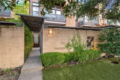 Dallas Townhouse For Sale: 3711 Commerce Street