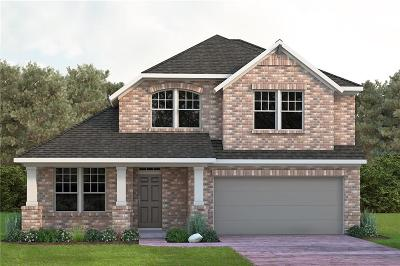 Fort Worth Single Family Home For Sale: 7517 Winterbloom Way