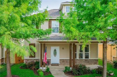 McKinney Single Family Home Active Option Contract: 7009 Cotton Seed Drive