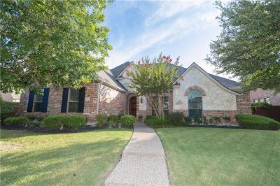 Collin County Single Family Home For Sale: 6501 Knollwood Drive