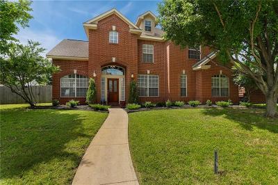 Rowlett Single Family Home For Sale: 2106 Hillside Drive