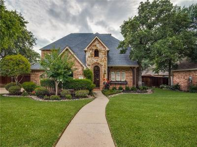 Keller Single Family Home Active Option Contract: 812 Edgewood Drive