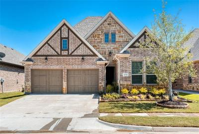 The Colony Single Family Home For Sale: 2736 Cromwell