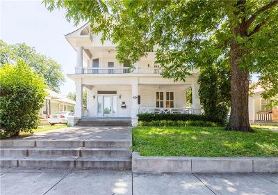 Fort Worth Single Family Home For Sale: 2105 6th Avenue