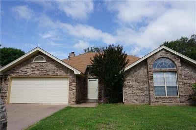 Abilene Single Family Home Active Kick Out: 5074 Robertson Drive