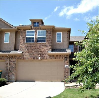 Lewisville Residential Lease For Lease: 241 Barrington Lane