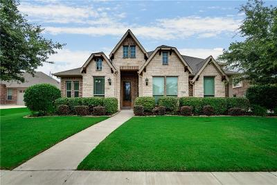 North Richland Hills Single Family Home For Sale: 7105 Four Sixes Ranch Road