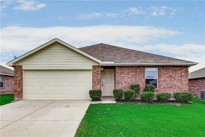 Terrell Single Family Home For Sale: 1819 Ridgecrest Drive