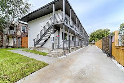 Dallas Residential Lease For Lease: 5329 Reiger Avenue #102