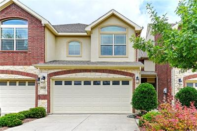 Allen TX Townhouse For Sale: $265,000
