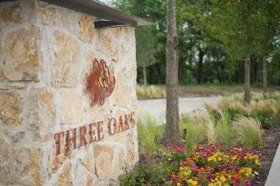 Collin County Residential Lots & Land For Sale: 1000 Three Oaks Drive