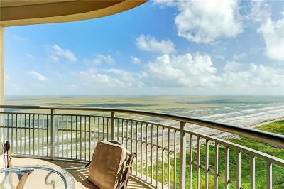 Galveston County Condo For Sale: 801 E Beach Drive #BC2508