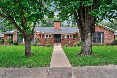 Sherman Single Family Home For Sale: 1631 Crescent Drive