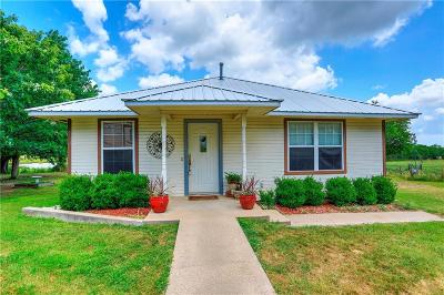 Cooke County Single Family Home Active Option Contract: 2197 W Fm 922