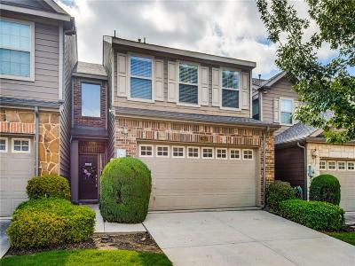 Plano Townhouse For Sale: 7916 Hannah Street