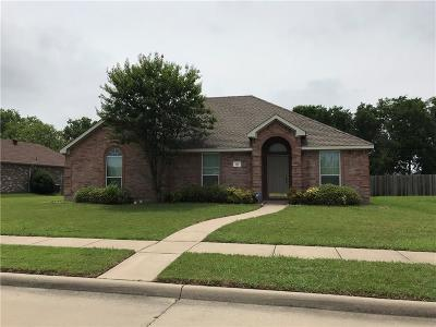 Dallas County, Denton County, Collin County, Cooke County, Grayson County, Jack County, Johnson County, Palo Pinto County, Parker County, Tarrant County, Wise County Single Family Home For Sale: 216 Silvercreek Drive