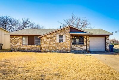 Wylie Single Family Home For Sale: 800 Memorial Drive