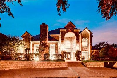 Colleyville Single Family Home For Sale: 4512 Dartmoore Lane