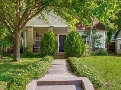 Dallas County Single Family Home For Sale: 5135 Ridgedale Avenue