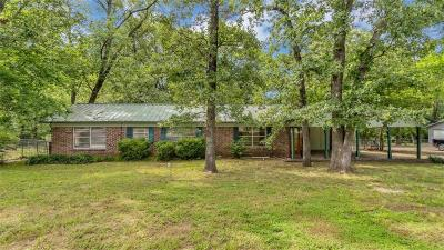 Canton TX Single Family Home For Sale: $109,900