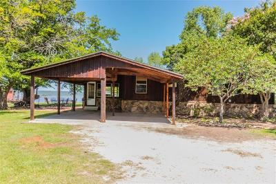 Palo Pinto County Single Family Home Active Option Contract: 1157 Willow Road