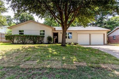 Euless Single Family Home For Sale: 408 Yorkshire Drive