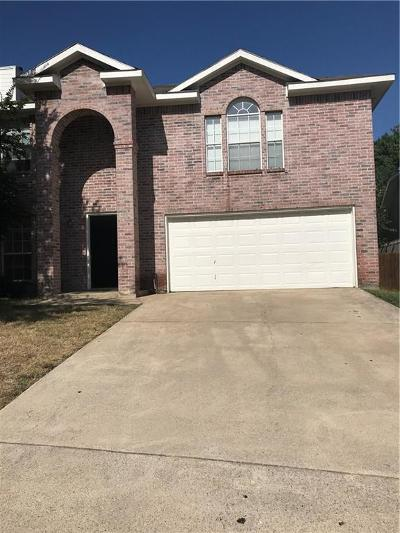 Dallas County Single Family Home For Sale: 5173 E Rim Road