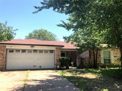 Dallas County Single Family Home For Sale: 829 Brian Drive