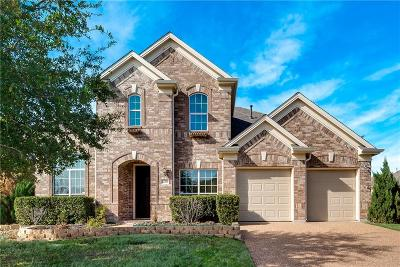 Frisco Single Family Home For Sale: 12331 Salt Grass Lane