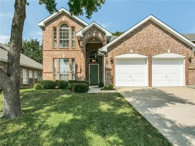 Flower Mound Single Family Home Active Option Contract: 2145 Mahogany Street
