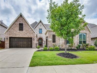 Frisco Single Family Home For Sale: 6733 Eden Valley Drive