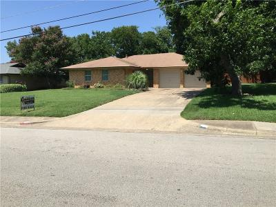 Desoto Single Family Home For Sale: 205 Terrace Drive