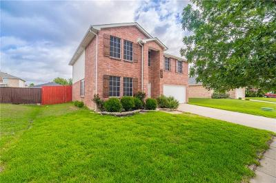 Denton Single Family Home For Sale: 3331 Andalusian Drive