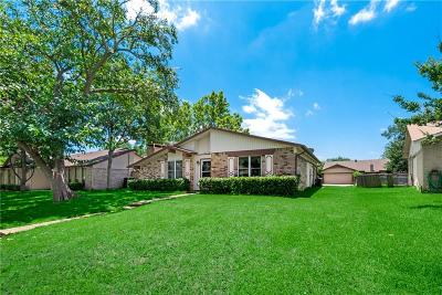 Dallas County Single Family Home For Sale: 4613 Tealwood Circle