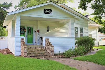 Whitewright Single Family Home For Sale: 509 W Maple Street