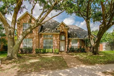 Collin County Single Family Home For Sale: 6017 Mendota Drive