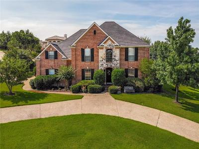 Highland Village Single Family Home For Sale: 807 Lake Breeze Drive
